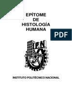 Ramirez Degollado Mariano - Epitome de Histologia Humana