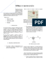 Informe de Proyecto Circuito de retencion y muestreo