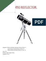 Telescopio Reflector