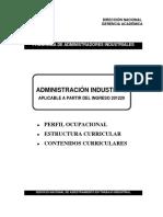 Administración Industrial 201220