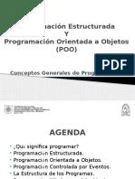 Unidad III - 3 - Programacion Estructurada y POO 2015