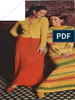 KNITTING PATTERN- Fireside Dress