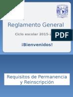 Reglamento General 2015-2016