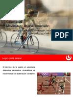 Cinemática_Conceptos Generales y MRUV