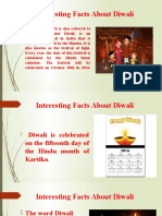 Interesting Facts About Diwali
