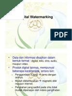 Sec 13 3 Watermarking