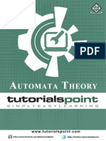 Automata Theory Tutorial