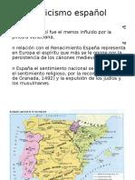 Misticismo Español, Estetica Francesa e Inglesa s Xvii