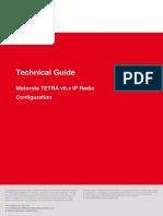 Techical Guide Motorola TETRA v8
