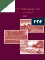Kabupaten Banyuwangi Dalam Angka 2013.pdf