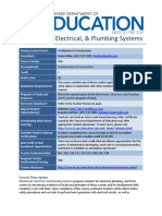 1-30-15-II B Architecture Construction Course Standards Attachment