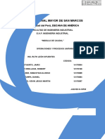 Informe #1 - Modulo de Caudal