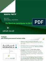 15_FWTF III - Ka Satellite service WAPA July 2015.pdf