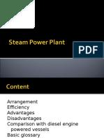 Steam Powerplant