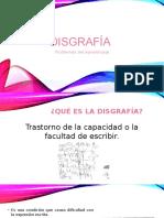 Disgrafía Expo