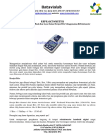 Refractometer Refraktometer