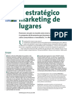 O Estratégico Marketing de Lugares