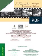 Rassegna Documentari d'Epoca 12-15 giugno - Villa Fondi, Piano di Sorrento