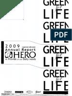HERO Annual Report 2009