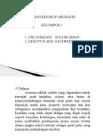 Presentation Asuransi