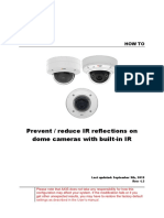 How to Prevent IR Reflecrions 1 3