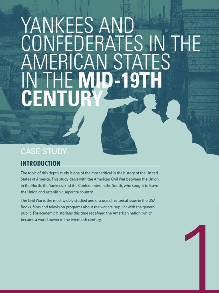 Modern History | American Civil War | Confederate States Of America