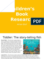 Children's Book Research