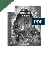 Stilton, Tea - El Tesoro Del Barco Vikingo