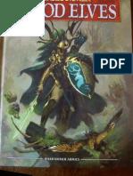 268150847 Warhammer Fantasy Battles Warhammer Armies Wood Elves 2014 8th Edition