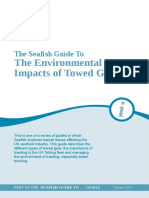 The Seafish Guide To The Environmental Impacts of Towed Gear