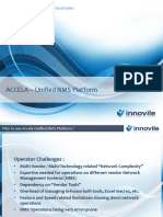 Innovile- Unified NMS Platform