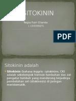 SITOKININ PPT