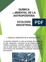 Quimica Ambiental de La Antroposfera y Ecologia Industrial Sem 10 32799