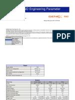 Link Budget Lte-tdd 3.5 Ghz