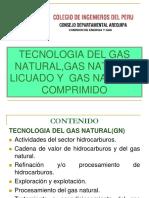 Tecnolog Del Gn,Gnl y Gnc (Original)