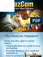 Basics Hazard Communication