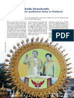 Thailands hybride Demokratie