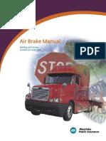 Air Brake System Manual