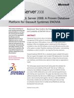 Dassault SQL Whitepaper