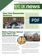 PEFC Newsletter -  October 2016