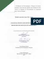 Dissettação Manutenção Aer Eller 2012