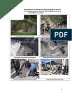Mejoramiento de Un Reservorio Rústico Con Geomembrana