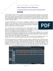 Mg Mixing Automation