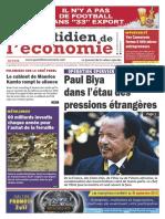 01089 Quotidien Du Jeudi 07 Juillet 2016 Bis