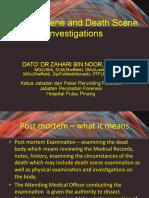 L2 Crime Scene and Death Scene Investigations