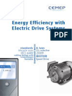CEMEP Energy Efficiency With Electric Drive Systems