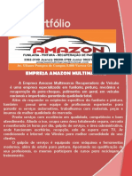 Portfólio Empresa Amazon Multimarcas