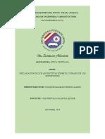Edson Alexis Coaquira Mamani - Declaración de Los Adventistas