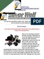Making Distilled Solar Water