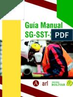 Guia Manual SG-SST-2015 (1).Doc Programa Sg Sst